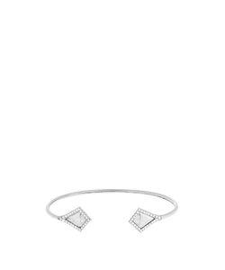 Susan Foster | Diamond Slice Whitecuff