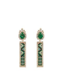 Shourouk | Bastet Clip-On Earrings