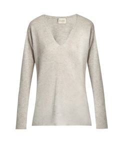 Le Kasha | Male V-Neck Cashmere Sweater