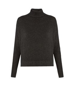 Le Kasha | Island High-Neck Cashmere Sweater