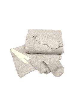 Le Kasha | Cashmere Travel Set