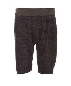Longjourney   Plaid Silk Shorts