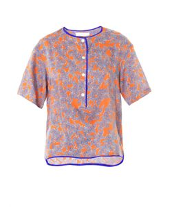 Thakoon Addition | Floral Printed Blouse