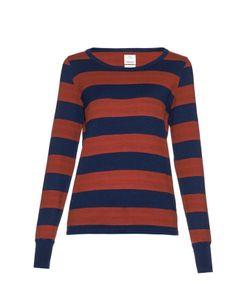 Visvim   Long-Sleeved Striped T-Shirt