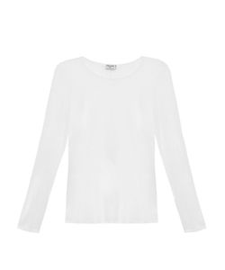 FRAME   Le Classic Linen T-Shirt