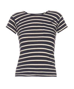Nlst | Mid-Weight Striped Cotton T-Shirt
