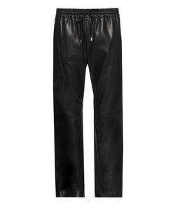 Joseph | New Loulou Relaxed Leather Trousers