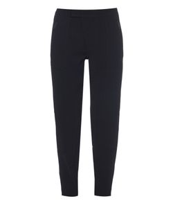 Vince | Patchwork Crepe Trousers
