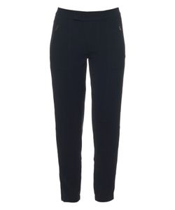 Vince | Low-Rise Crepe Trousers