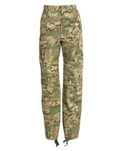 VETEMENTS | Uflage-Print High-Rise Trousers