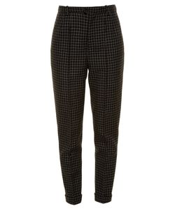Isabel Marant | Iola Checked Wool Trousers