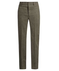Lemaire   Straight-Leg Wool Trousers
