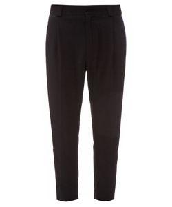 Haider Ackermann   Orbai Side-Striped Wool Trousers