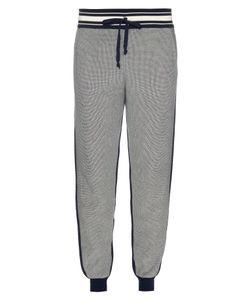 Orley | Micro-Stitch Cotton Track Pants