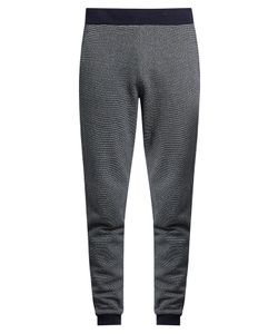 Blue Blue Japan | Ribbed-Cuff Cotton Track Pants