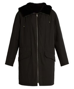 Yves Salomon | Reversible Nylon And Mink-Fur Parka