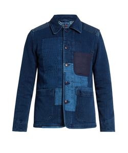 Blue Blue Japan | Patchwork Cotton Jacket
