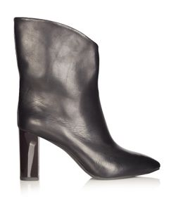 ACNE STUDIOS   Ava V-Cut Ankle Boots