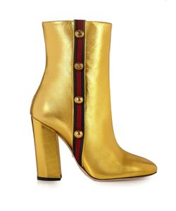 Gucci   Carly Leather Boots