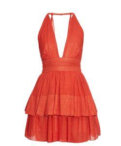 Sophie Theallet | Anais Plunging-Neckline Dress