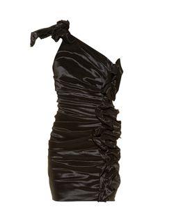 Isabel Marant | Nyree One-Shoulder Ruched Mini Dress