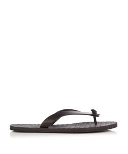BOTTEGA VENETA | Leather Flip-Flops