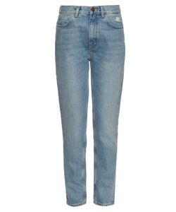 M.i.h Jeans | Mimi High-Rise Slim-Fit Jeans
