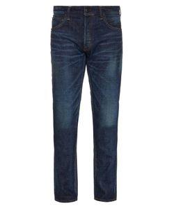 Mastercraft Union   Mid-Rise Straight Leg Jeans