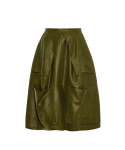 Danielle Romeril   Reed 3d-Pocket Skirt