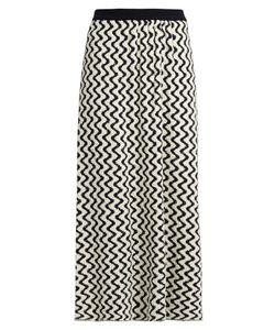 Chloé | Wave-Jacquard Silk-Blend Skirt