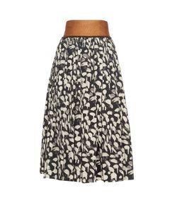 Sophie Theallet | Lupita Cotton Skirt
