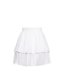 Sophie Theallet | Anais Tiered-Ruffle Mini Skirt