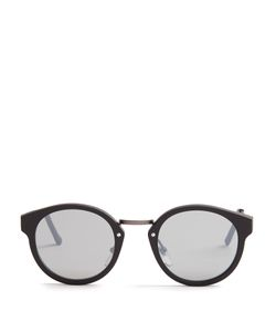 Retrosuperfuture | Panama Round-Frame Acetate Sunglasses