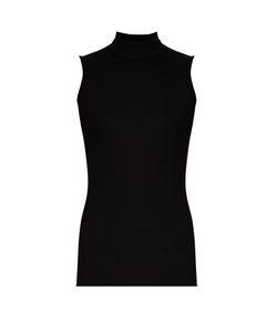ATM | Sleeveless Ribbed-Knit Top