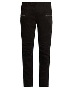 Balmain | Biker Slim-Leg Jeans
