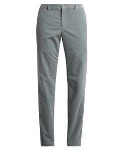 A.P.C.   Slim-Leg Cotton-Corduroy Trousers