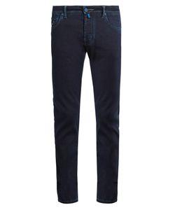 Jacob Cohen | Tailo Slim-Leg Stretch-Denim Jeans