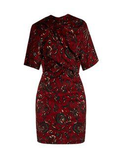 Isabel Marant Etoile | Jade Twist-Frontprint Dress
