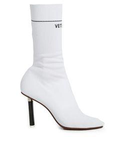 VETEMENTS | Lighter-Heel Sock Ankle Boots