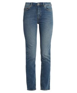 M.i.h Jeans | Daily High-Rise Straight-Leg Jeans