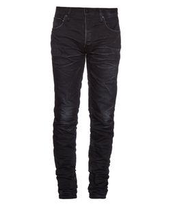 Mastercraft Union   Mid-Rise Slim-Leg Jeans