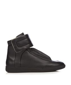 Maison Margiela | Future High-Top Leather Trainers