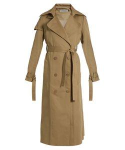 PREEN LINE | Drita Cotton-Twill Trench Coat