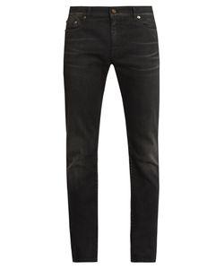 Saint Laurent | Five-Pocket Slim-Fit Jeans