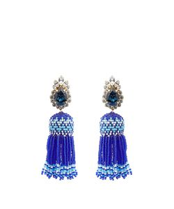 Shourouk | Totem Tassel Earrings