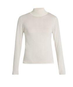 Ryan Roche | High-Neck Cashmere-Blend Sweater