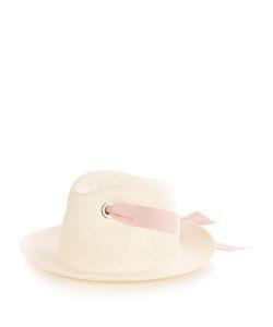 Federica Moretti | Panama Straw Hat