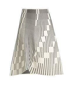 Roland Mouret | Wilson Textured-Knit Skirt