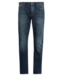 JEAN SHOP | Mick Tapered-Leg Jeans