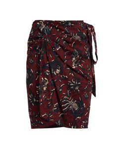 Isabel Marant Etoile | Jayda Floral-Print Cotton Skirt